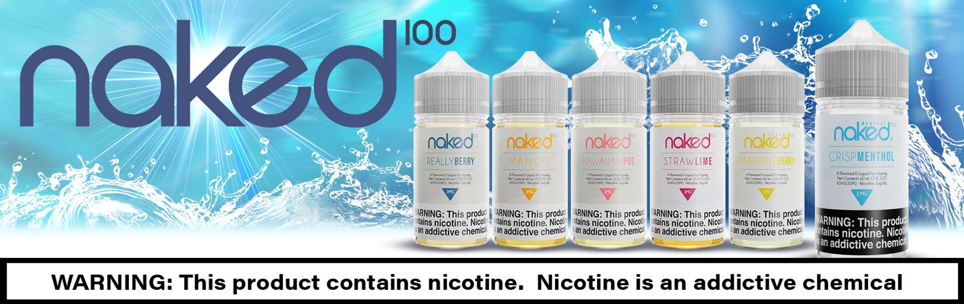 Naked 100 E-Juice
