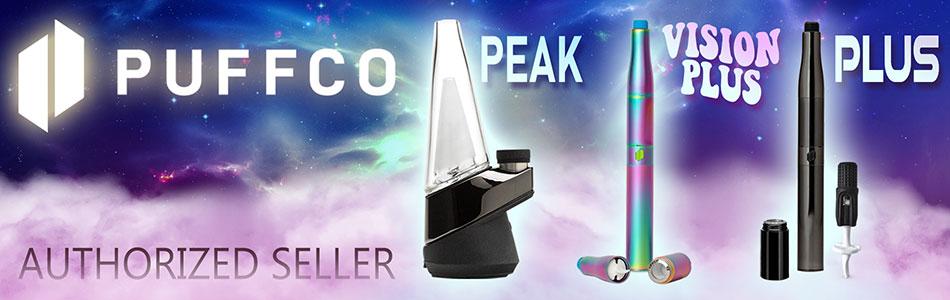 Puffco Peak, Plus, and Plus Vision - Master Distributors