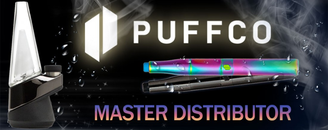 Puffco Peak and Plus - Master Distributors