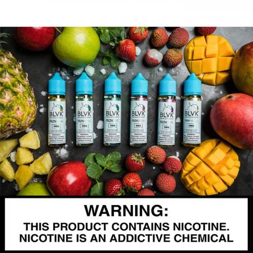 BLVK FRZN E-LIQUIDS Vape Juice 60mL