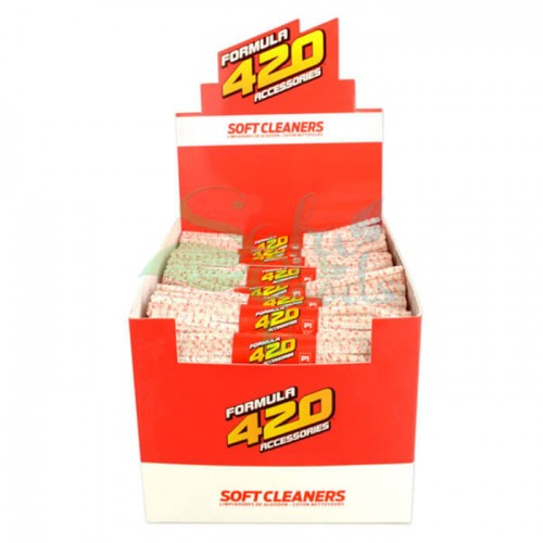 Formula 420 Pipe Cleaners - Soft   48pc Display