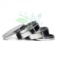 79mm Silver Grinder 3 Stage