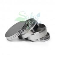 63mm Silver Grinder 3 Stage