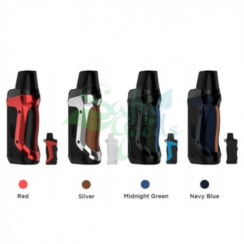 Aegis Boost Pod Mod Kit Luxury Edition 1500mAh