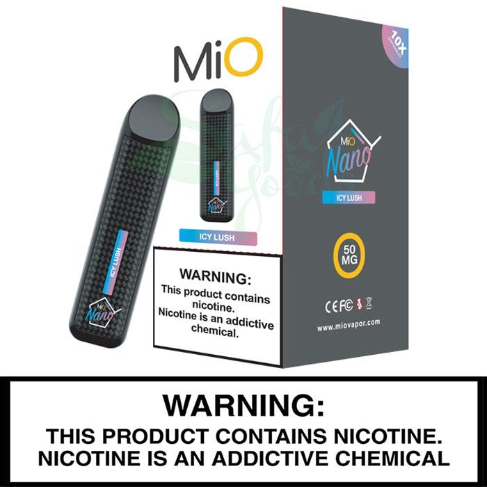 MiO NANO Stix Disposable Vape Device - 10pc Box