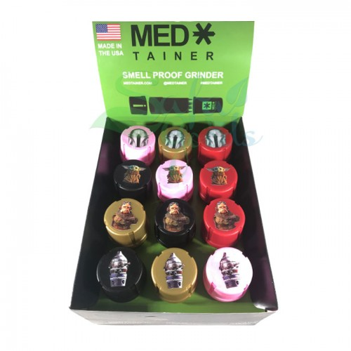 Medtainer 12Pack - Cannalorian