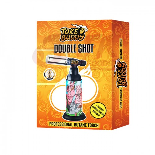 Toke Buddy Double Shot Torches