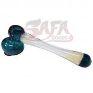 Inside Out Glass Bubbler   100 grams