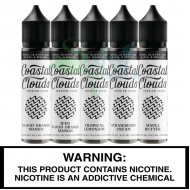 Coastal Clouds - Premium Vapor 60mL E-Liquid