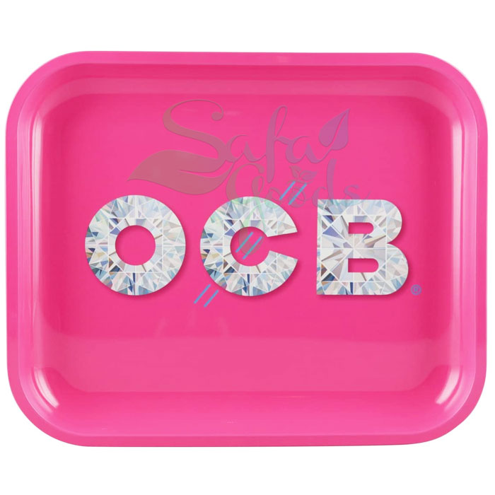OCB Rolling Tray: Diamond