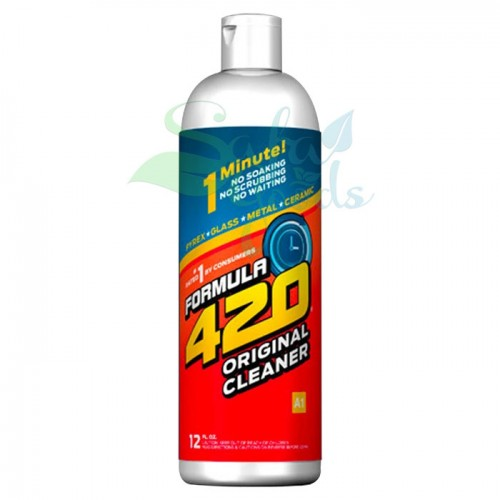 Formula 420 Original Formula Glass Pipe Cleaner