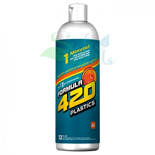 Formula 420 Plastic and Acrylic Pipe Cleaner