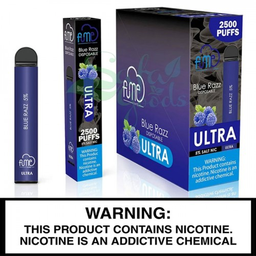 Fume Ultra Disposable Vape Devices 10PC Display Box