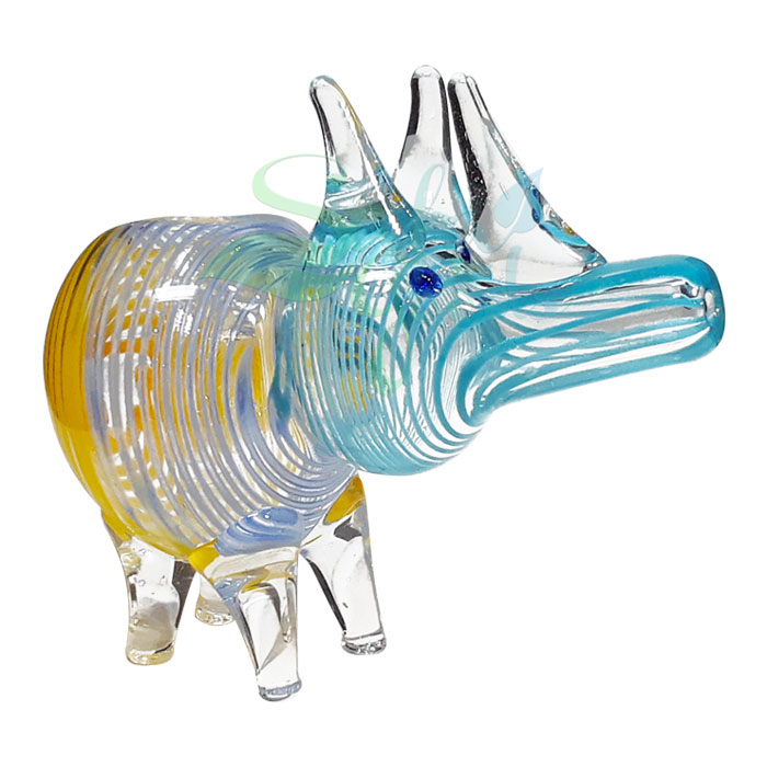 4.5 Inch Animal Hand Pipes