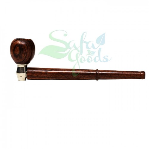 6 Inch Wood Hand Pipes
