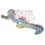 Various Animal Glass Hand Pipes - 100 Grams