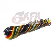 Small Glass Hand Pipes - One Hitters/Dichro