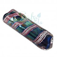 4 Inch Square Thick Glass Hand Pipes