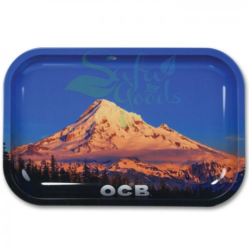 OCB Rolling Tray: Mount Hood