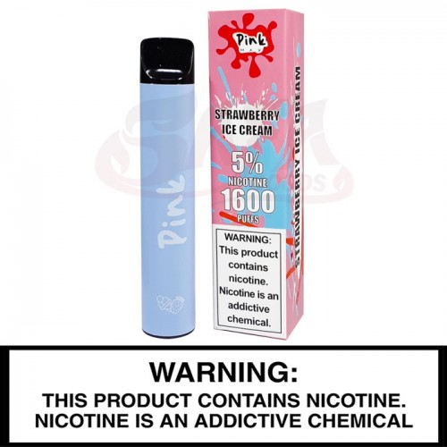 Pink Max Disposable Vape Devices 10PC Display Box