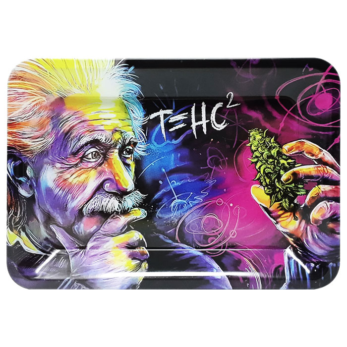 Small Metal Rolling Tray   T=HC2