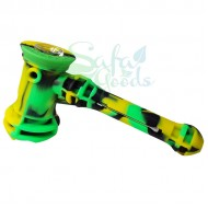 7 Inch Silicone Hammer Hand Pipe