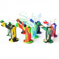 6 Inch Silicone Water Pipe