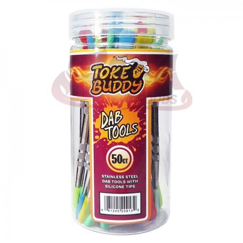 Toke Buddy Dab Tools 50pc Jar