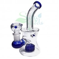 7 Inch Showerhead Perc Water Pipe