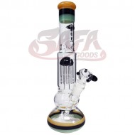 12 Inch Tank Perc Water Pipe