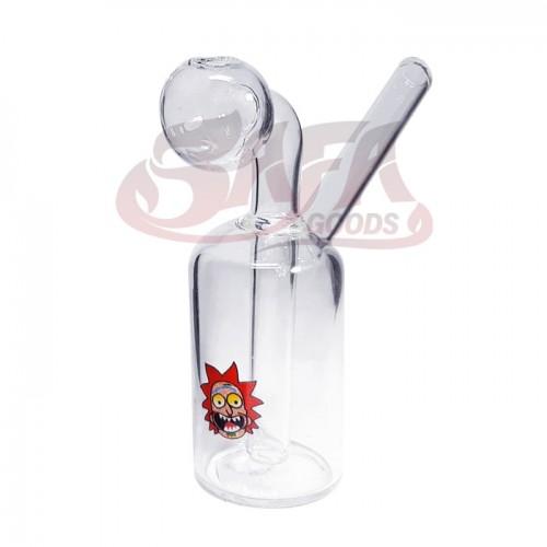 4 Inch Oil Burner Water Pipe