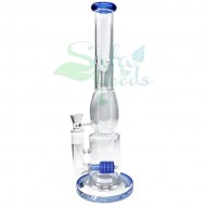 14 Inch Honeycomb Perc Water Pipe