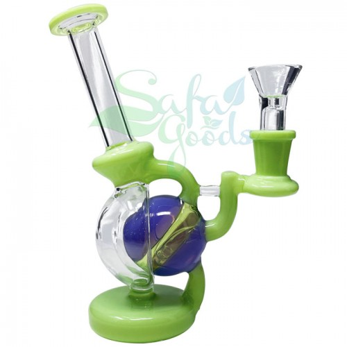 7 Inch Heady Ball Water Pipe