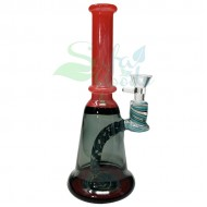 8 Inch Full Color Water Pipe