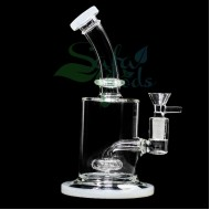 7.5 Inch Banger Hanger Percolator Water Pipe