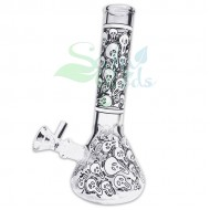 7 Inch Bent Neck Beaker Water Pipe