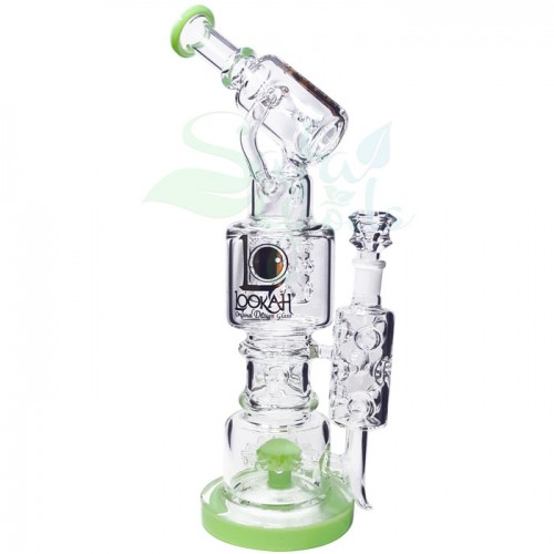 16.5 Inch Lookah Microscope Banger Hanger Water Pipe