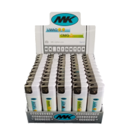 MK Lighters |50ct Chat | Full Sized, Premium Disposable Lighters
