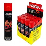 Neon 5x Refined Butane 12CT Case