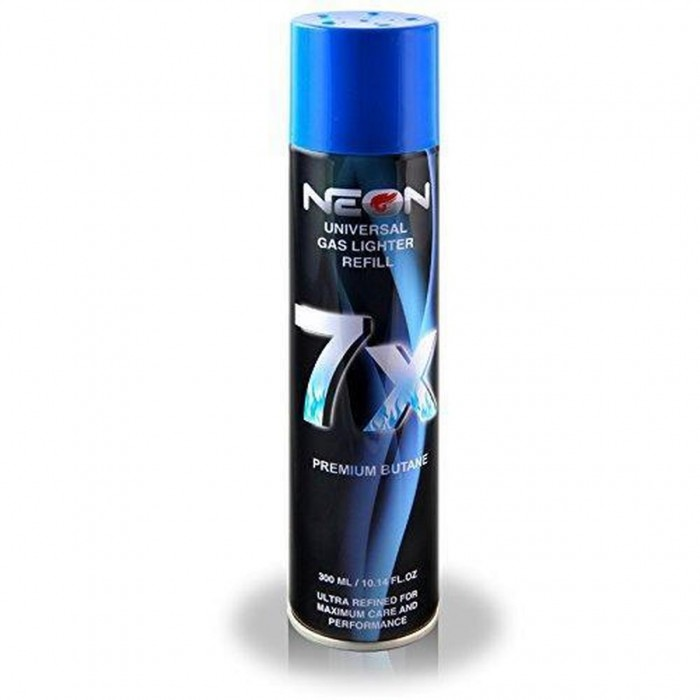 Neon 7x Refined Butane 12CT Case