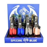 Special Blue - Lazer Lighter Display - 12PC