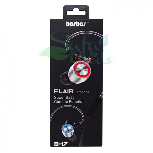 Bosbos B17 Flair Earphones