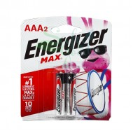 Energizer Batteries - 2PK