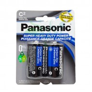Panasonic Super Heavy Duty Battery - 2PK