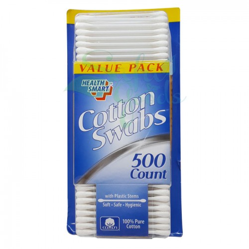 Health Smart Cotton Swabs