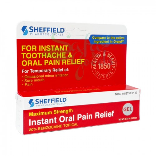 Dr Sheffields Oral Pain Relief