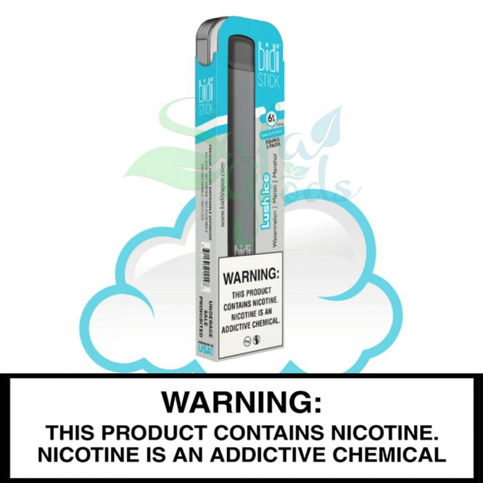 Bidi Sticks Disposables - 6% Salt-Nic
