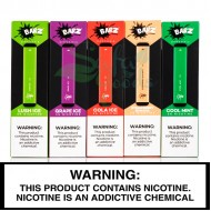 Barz Disposables - 10pc - 5% Salt-Nic Device