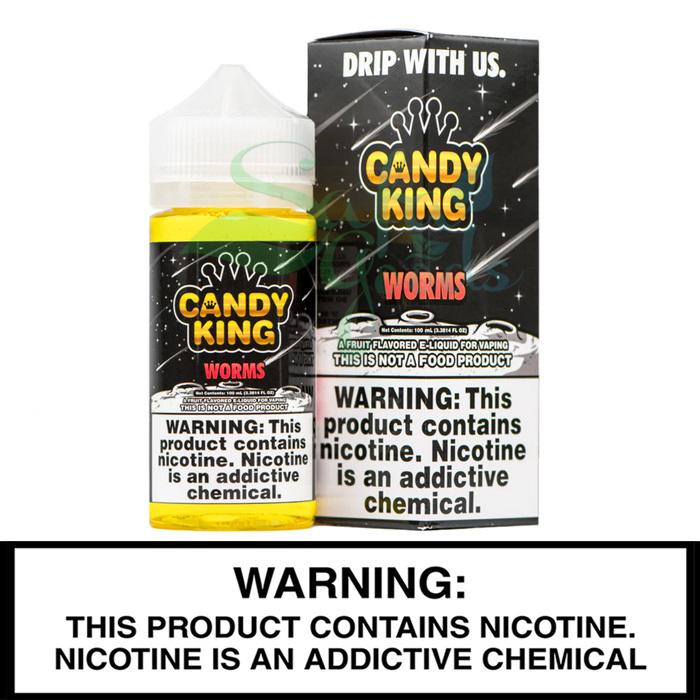 Candy King | Dripmore | 100mL Freebase Bottles