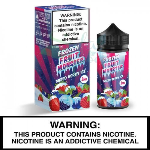 Monster Vape Labs | Frozen Fruit Monster | 100mL Freebase Bottles
